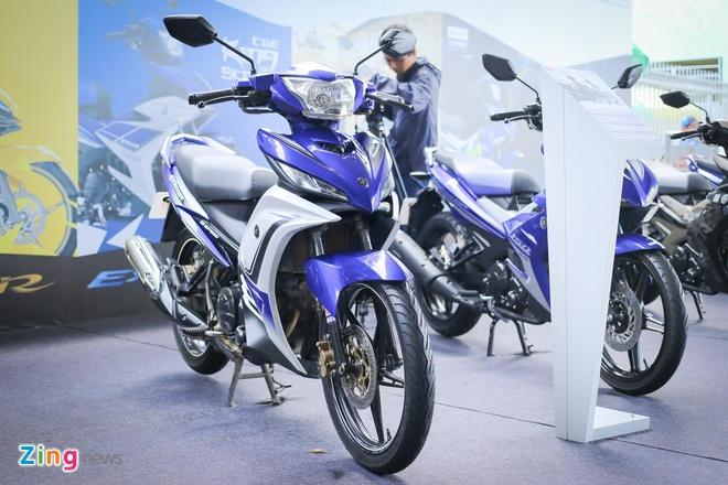 Honda Winner X - ke soan ngoi hay lieu thuoc thu cho Yamaha Exciter? hinh anh 2