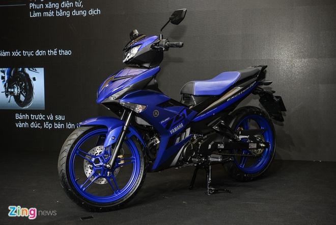 Honda Winner X - ke soan ngoi hay lieu thuoc thu cho Yamaha Exciter? hinh anh 5