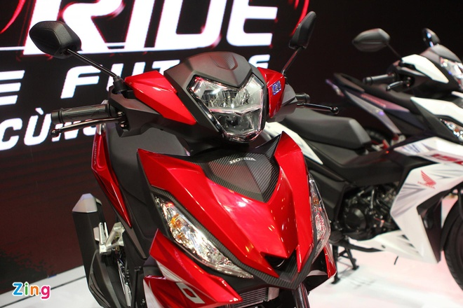 Honda Winner X - ke soan ngoi hay lieu thuoc thu cho Yamaha Exciter? hinh anh 4
