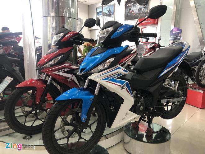 Honda Winner X - ke soan ngoi hay lieu thuoc thu cho Yamaha Exciter? hinh anh 6