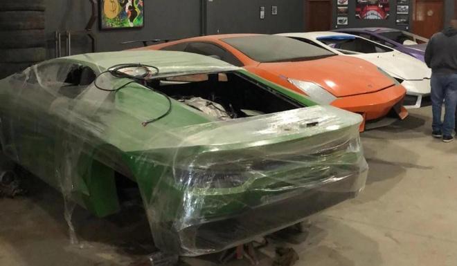 Triet pha co so san xuat sieu xe Lamborghini gia gia chi 45.000 USD hinh anh 2