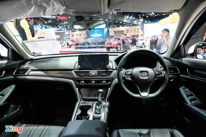 Honda Accord 2019 sap ve VN se la ban 1.5L tang ap, gia khoang 1,2 ty hinh anh 3