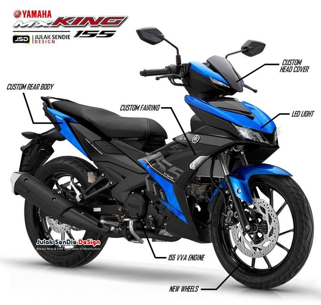 Yamaha Exciter 155 Indonesia anh 2