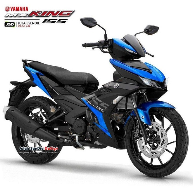 Yamaha Exciter 155 Indonesia anh 1