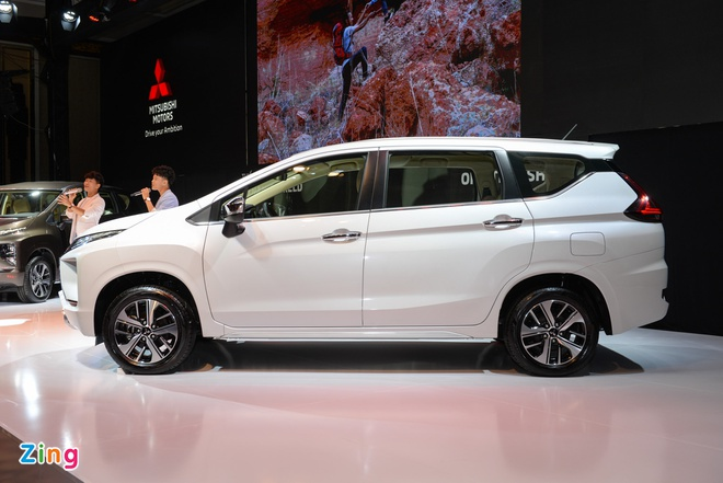Mitsubishi Xpander sap duoc lap rap tai VN sau thanh cong bat ngo hinh anh 2
