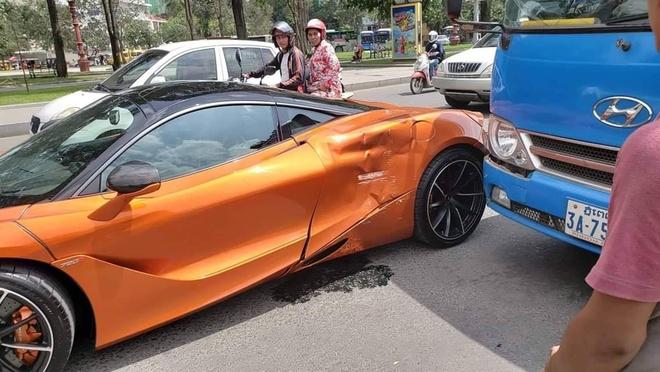 McLaren 720S tai nan tai Campuchia anh 2