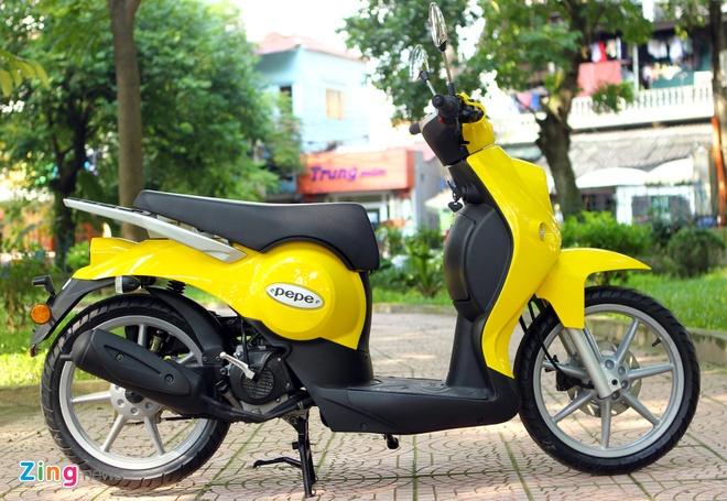 Xe gắn máy, xe máy điện đã bị giới hạn tốc độ ở 40 km/h từ ngày 1/3/2016, chứ không phải đến ngày 15/10/2019.