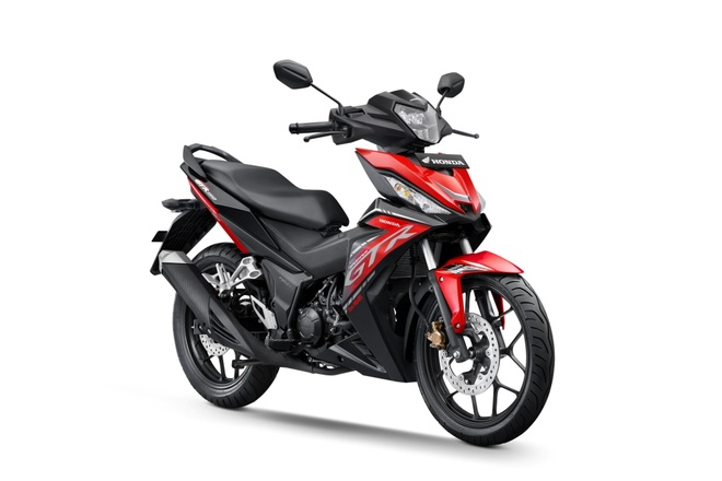 Viet Nam da co Honda Winner X, Indonesia vua ra mat Winner cu hinh anh 1