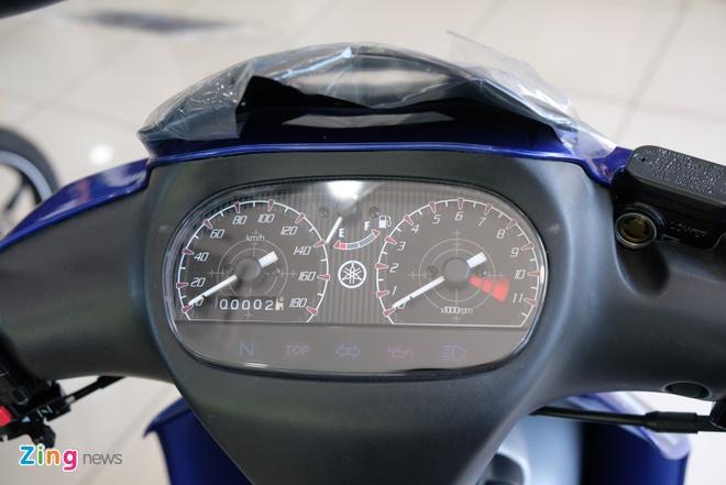 Xe con tay Yamaha 'Z' o Malaysia voi gia bang 1/3 tai Viet Nam hinh anh 6