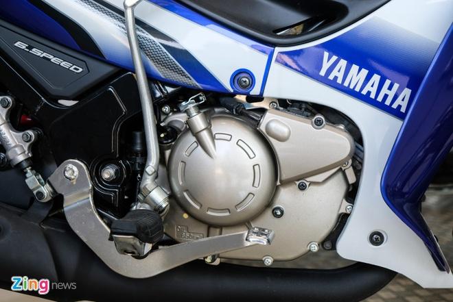 Xe con tay Yamaha 'Z' o Malaysia voi gia bang 1/3 tai Viet Nam hinh anh 10