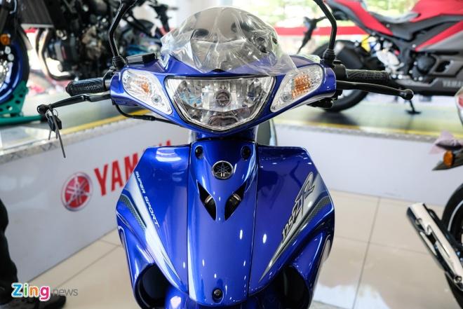 Xe con tay Yamaha 'Z' o Malaysia voi gia bang 1/3 tai Viet Nam hinh anh 5