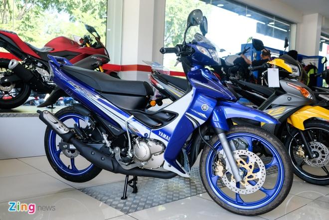 Xe con tay Yamaha 'Z' o Malaysia voi gia bang 1/3 tai Viet Nam hinh anh 11