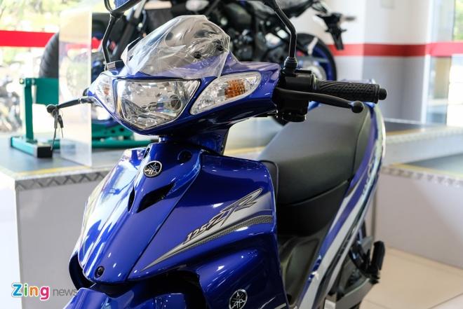 Xe con tay Yamaha 'Z' o Malaysia voi gia bang 1/3 tai Viet Nam hinh anh 3