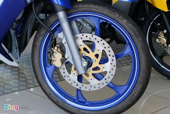 Xe con tay Yamaha 'Z' o Malaysia voi gia bang 1/3 tai Viet Nam hinh anh 9