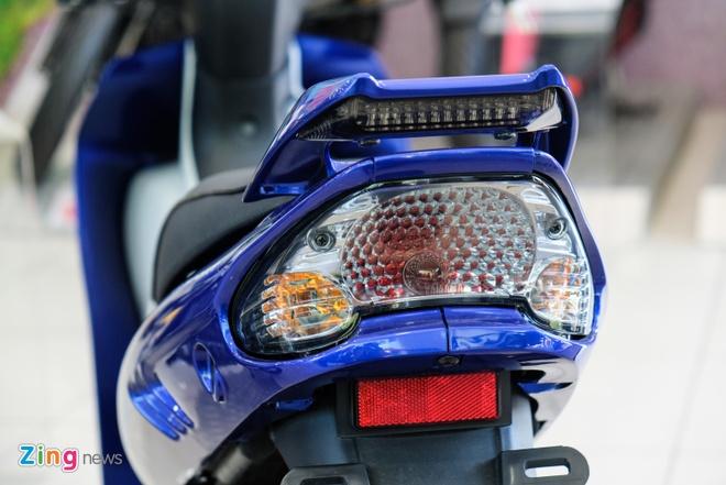 Xe con tay Yamaha 'Z' o Malaysia voi gia bang 1/3 tai Viet Nam hinh anh 8