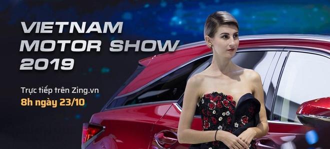 Tường thuật trực tiếp Vietnam Motor Show 2019