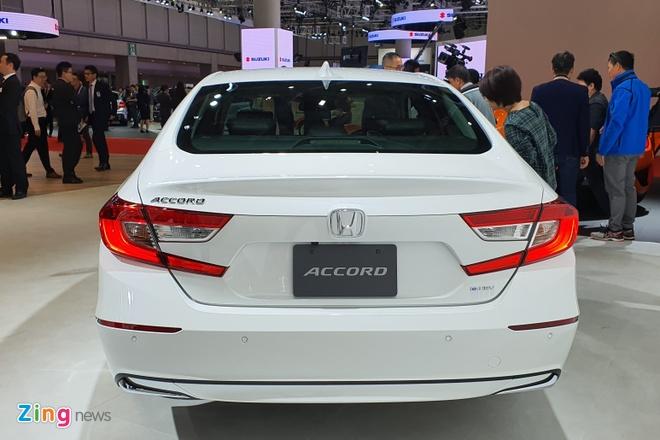 Honda Accord 2019 ra mat tai Nhat la ban nhap Thai Lan hinh anh 7