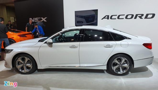 Honda Accord 2019 ra mat tai Nhat la ban nhap Thai Lan hinh anh 5