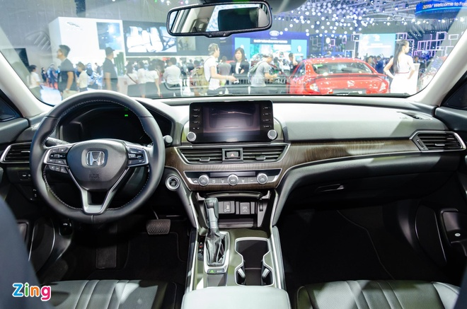 Honda Accord 2019 ra mat tai Nhat la ban nhap Thai Lan hinh anh 4