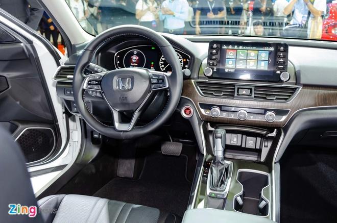 Honda Accord 2019 ra mat tai Nhat la ban nhap Thai Lan hinh anh 6