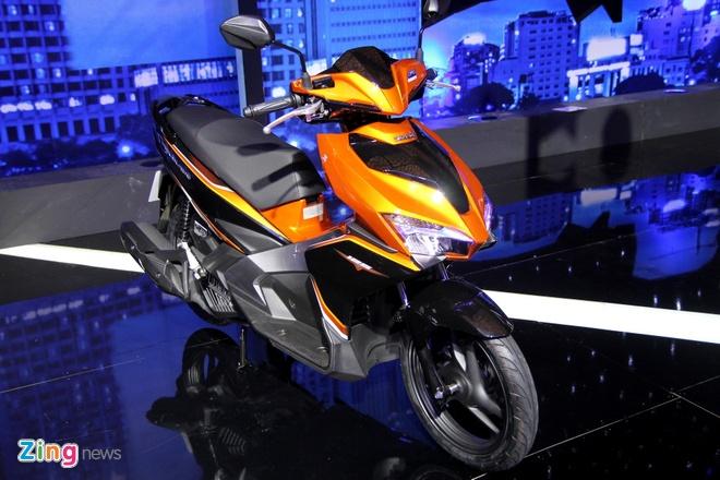 Honda Air Blade 2020 ra mat anh 1