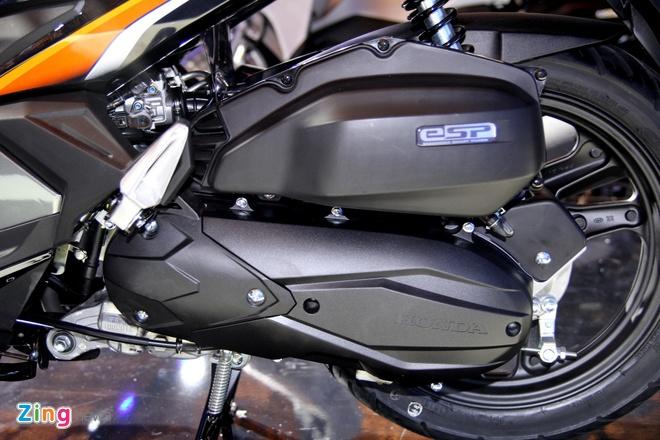 Honda Air Blade 2020 ra mat anh 3