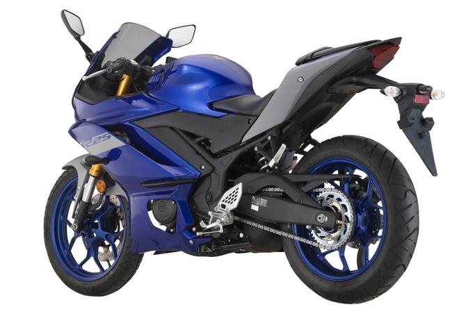 Yamaha YZF-R25 2020 ra mat, nang cap nhe thiet ke, them mau moi hinh anh 3 2020_Yamah_YZF_R25_5.jpg