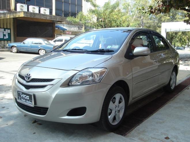 Toyota trieu hoi Vios va Corolla Altis anh 1