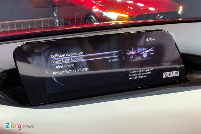 300 xe Mazda3 2020 duoc trieu hoi o VN do loi he thong ho tro phanh hinh anh 2 Mazda3_sedan_Zing_40.jpg