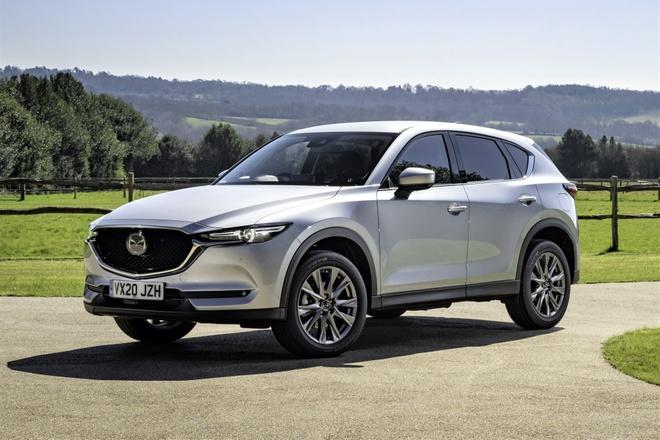 Mazda CX-5 2020 co gia tu 33.000 USD, bo sung mau moi hinh anh