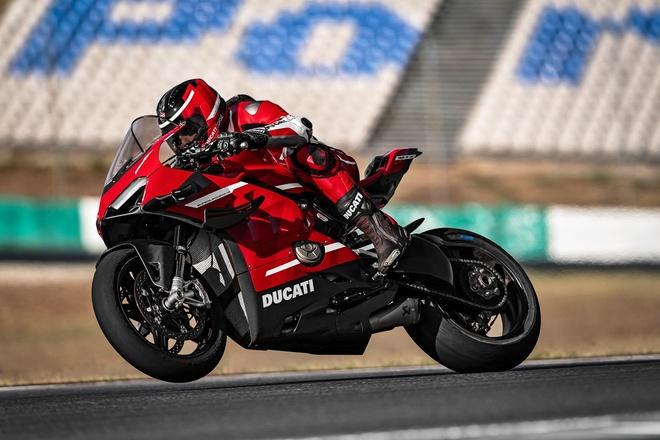 Ducati tiep tuc san xuat Panigale V4 Superleggera anh 1