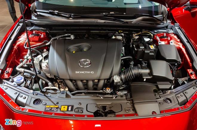 Mazda3 2021 se duoc trang bi dong co tang ap anh 2