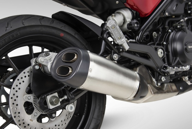 Benelli Leoncino 500 2020 ra mat anh 8