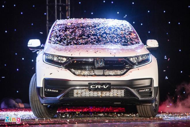 Honda ra mat CR-V 2020 trong hom nay anh 2