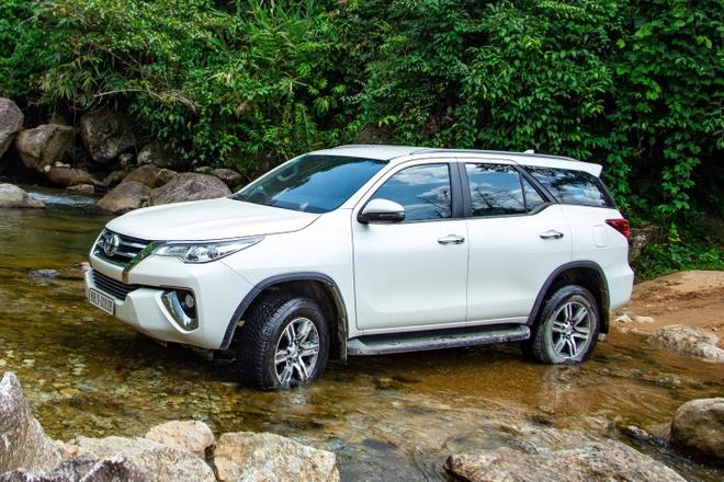 Toyota Fortuner va Innova gap loi tai VN anh 2
