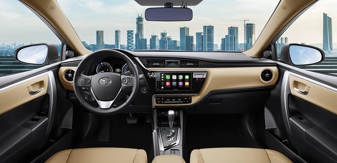 Toyota ra mat Corolla Altis 2020 anh 2