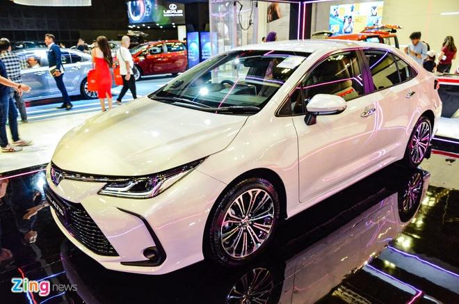 Toyota ra mat Corolla Altis 2020 anh 4