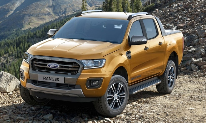 Ford Ranger Wildtrak 2020 co gia 36.000 USD anh 1