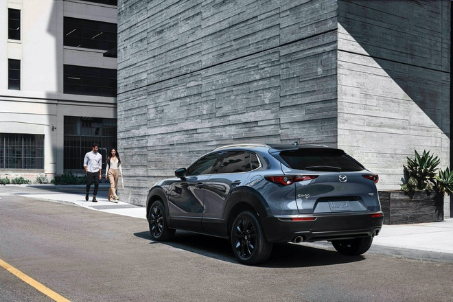 Mazda CX-30 2021 co dong co turbo anh 2