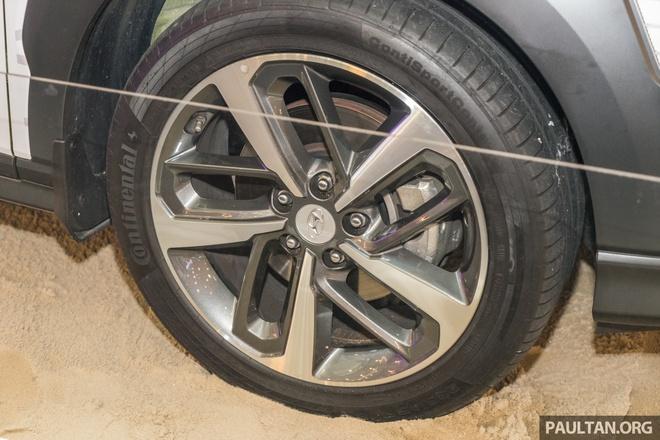 Hyundai Kona duoc ra mat tai Malaysia anh 4