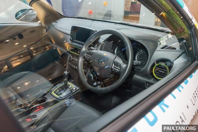 Hyundai Kona duoc ra mat tai Malaysia anh 6