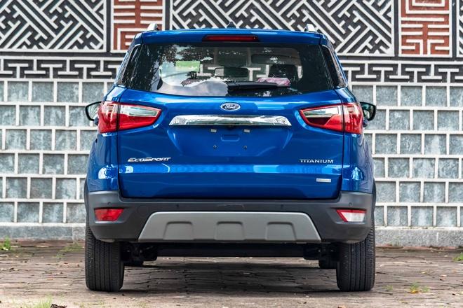 Ford EcoSport 2020 duoc ra mat tai Viet Nam anh 3