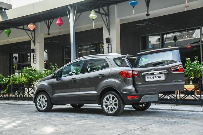 Ford EcoSport 2020 duoc ra mat tai Viet Nam anh 2