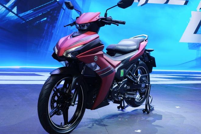 Chi tiết Yamaha Exciter 155 VVA vừa được ra mắt - Xe máy
