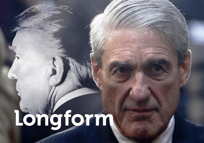 Trump vs. Mueller: Xuat than quy toc, dinh menh doi dau hinh anh