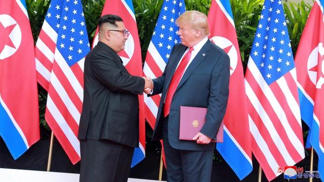 'Ba loi the' dac biet de VN to chuc hoi nghi Trump - Kim hinh anh