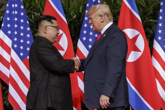 My chuan bi hoi nghi Trump - Kim o HN giua nguy co chinh phu dong cua hinh anh 1
