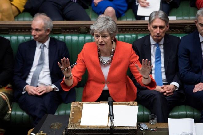 Dam phan Brexit hon loan, EU tinh kha nang thu tuong Anh bi thay the hinh anh 1