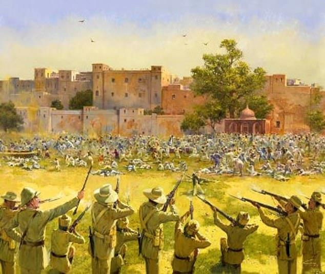 100 nam tham sat Amritsar: Vet nho 'dang xau ho' cua nuoc Anh hinh anh 3