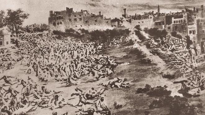 100 nam tham sat Amritsar: Vet nho 'dang xau ho' cua nuoc Anh hinh anh 1